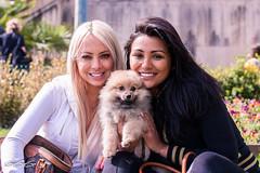 IMG_3357-Modifier-6 (Aguje) Tags: street dog chien paris sexy girl animal 2014 pepole aguje