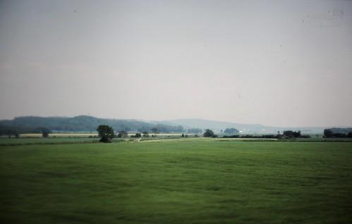 Farmland near Helsingborg, Sweden