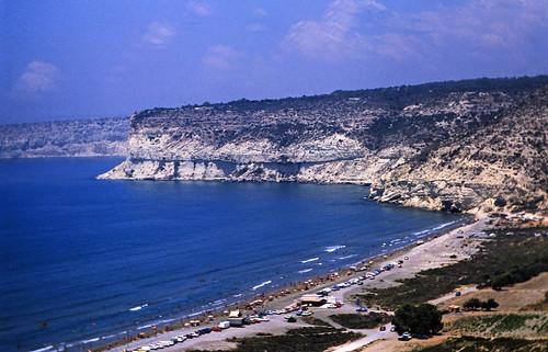066Zypern Kourion Episkopi Bay