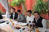 Firma del convenio entre el Instituto Electoral y el PRI Guadalajara