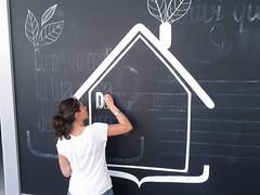 iK ECOncept store (ART&WRITING) Tags: comunicazione bologna lavagna decorazione fattoamano gessetti castemaggiore ikeconceptstore
