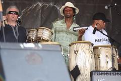 Kirk Joseph's Backyard Groove (2014) 09 - percussionists (guests)