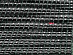 The Lone Red Seat - Fenway Park; Boston, Massachusetts (hogophotoNY) Tags: june boston pattern unitedstates baseball massachusetts redsox olympus seats fenway fenwaypark bostonredsox e5 baseballstadium fourthirds stadiumseats bostonmass redseat bostonbaseball olympusdslr hogo hogophoto olympuse5 olympusfourthirds hogophotony theloneredseat bostonstrong june2014