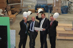 "Stephen Mosley  MP and Cllr Mike Jones open new CFS warehouse at Sealand Ind Estate • <a style=""font-size:0.8em;"" href=""http://www.flickr.com/photos/51035458@N07/14218207212/"" target=""_blank"">View on Flickr</a>"