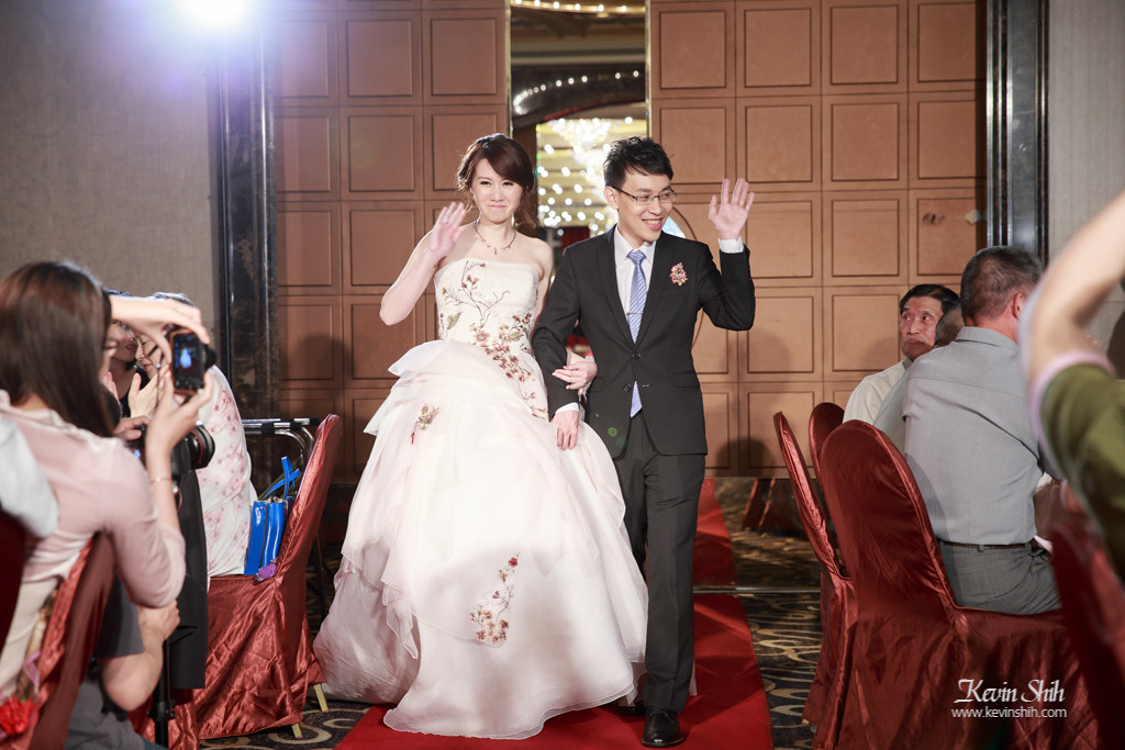 華漾中崙婚攝-婚禮記錄
