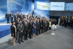 2014 family photo of the Transport Ministers
