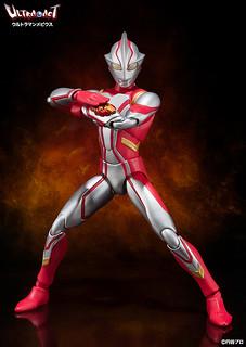 ULTRA-ACT 超人力霸王梅比斯