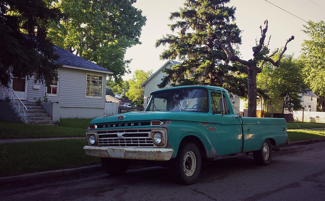 classic ford truck mercury pickup canadian m100