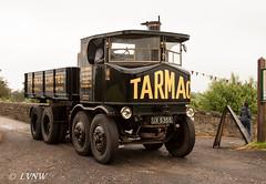 1929 Sentinel DG8 Steam Lorry: UX5355 (LVNWtransFoto) Tags: tarmac truck steam sentinel tanfieldrailway dg8 canoneos1dmkiii ux5355