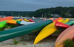 Centerport Beach Park (Six Sigma Man (2.300.000 views)) Tags: beach kayak longisland centerport