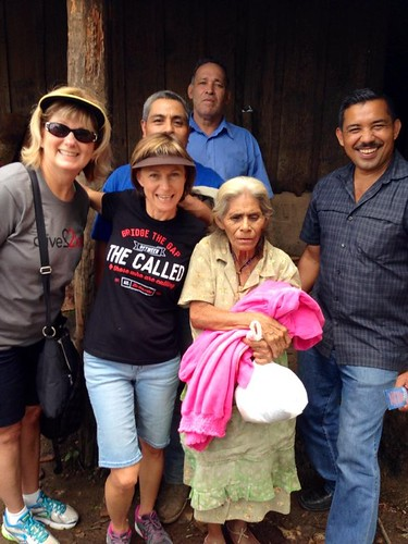 Cheryl & Janet in Honduras