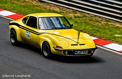 Opel GT (bernd langhardt) Tags: eifel grne motorsport hlle nordschleife nrburgring