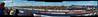 The famous Santa Pod curve (beqi) Tags: panorama drag photoshoppery 2014 santapod