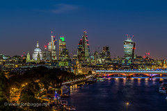 City of London at Night (HDR) (Jon Bagge) Tags: blue england london yellow thames night river cityscape unitedkingdom stpaulscathedral hdr sincity blackfriarsbridge greatphotographers canonefs1755mmf28isusm simplysuperb canoneos60d thebestofmimamorsgroups greaterphotographers greatestphotographers ultimatephotographers onlythebestofflickr sungodphotographer jonbagge walketalkiebuilding
