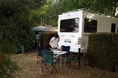 080202 hamilton 2 (dam.dong) Tags: new travel family olympus zealand campground campervan e500 yunihamilton