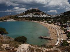 Lindos, Rhodes (Andy Kaye) Tags: island greek greece rodos rhodes lindos dodecanese hellenic