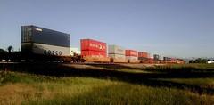 Eastbound BNSF Stack, Just Past Burns Jct. (atjoe1972) Tags: railroad bridge train highway colorado ns denver stack locomotive ge frontrange bnsf eastbound broomfield norfolksouthern subdivision intermodal us287 atjoe1972 burnsjct