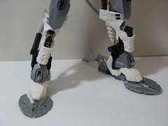 Kalek Remake V3 04 (ExclusivelyPlastic) Tags: ice robot factory lego hero bionicle toa mech