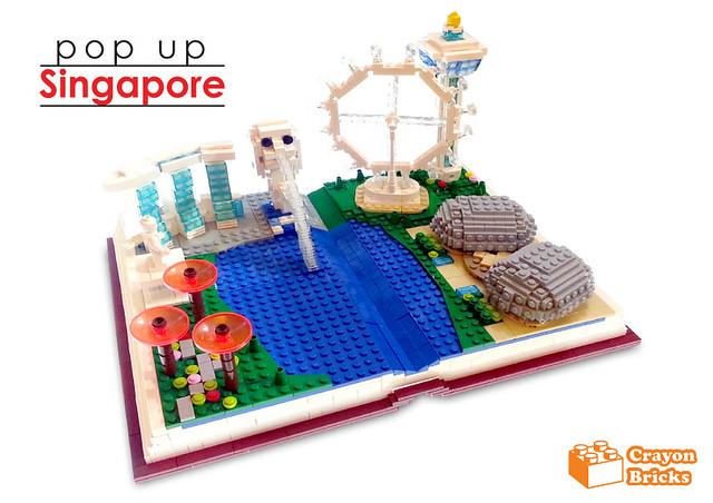 Pop Up Singapore!