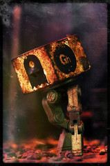 ThreeA World War Robot Portable - Square MK2 [Ghosthunter] (Ed Speir IV) Tags: world wood fiction scale square toy actionfigure robot three portable war action ashley ghost version science 3a robots figure scifi mk2 hunter sciencefiction 112 ghosthunter wwr ashleywood wwrp worldwarrobot threea