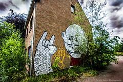 IMG_2702 (Steven James Photography) Tags: streetart art abandoned port canon graffiti town raw belgium graf ghost adobe urbanexploration ghosttown antwerp graff 1020mm derelict lightroom urbex doel