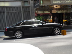 street door new york city england urban black english car america four manhattan united rich suicide midtown metropolis british rolls parked states wealthy royce wealth affluent