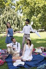 Dejeuner sul l'herbe-17 (il Circolo dei lettori) Tags: parco torino pic nic valentino cuki cukisummerside