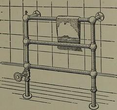 Anglų lietuvių žodynas. Žodis towel-rail reiškia n kabykla rankšluosčiams lietuviškai.