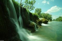 Barrage de Tuf sur la Loue - Cramans - Moulin Toussaint- Jura (francky25) Tags: de moulin la jura sur barrage franchecomté toussaint tuf loue cramans