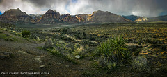 Red Rock,Vegas Pano (Gary Hayes) Tags: winter landscapes sydney australia bluemountains