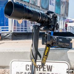 Nikon D810 + 4K Sony FDR-AX100/B 4K Video Camcorder For Shooting Stills and Video @ The Same Time of The Pro Surf Goddesses ! (45SURF Hero's Odyssey Mythology Landscapes & Godde) Tags: lens for is nikon aluminum with photos d 5 tripod taken sp mounted di mm tamron vc sturdy usd vanguard shown lightroom the 810 tamrom d810 f563 nikonmount nikond810 150600 150600mm lightroom5 d800e lightroom53 malibuthenew4ksonyfdrax100b4kvideocamcorderfdrax100fdrax100sonystillsandvideosametimebracket