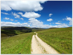 The Long and Winding Road (eric robb niven) Tags: cycling scotland perthshire glen blair tilt atholl strathardle ericrobbniven fearnach benygloes