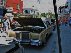 '78 NEW YORKER (richie 59) Tags: street summer people usa ny newyork hardtop america outside us whitewalls mainstreet unitedstates antiquecar upstate headlights upstateny newyorker grill chrome upstatenewyork vehicle newyorkstate chrysler mopar oldcar sidewalks automobiles carshow nys nystate frontend luxurycar hudsonvalley 2014 saugerties bigcar whitewalltires americancar motorvehicles ulstercounty motorvehicle 4door openwindows vinyltop uscar midhudsonvalley fourdoor opentrunk ulstercountyny saugertiesny chryslercorporation chryslernewyorker tancar 1970scar 2010s openhood 4doorhardtop hiddenheadlights sawyermotorscarshow fourdoorhardtop 1978chrysler 1978chryslernewyorker oldmopar july2014 july62014 oldhardtop broughamcarchrysler chryslerbrougham