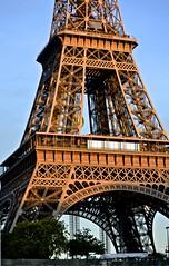 Eiffel Tower, afternoon sun, City of light (David McSpadden) Tags: paris eiffeltower lateafternoonsun cityoflight