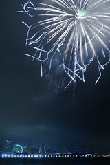 20140720195152_0371_ILCA-77M2 (iLoveLilyD) Tags: longexposure nightshot fireworks sony yokohama za kanagawa 2014 carlzeiss apsc minoltaamount sal2470z variosonnar247028za ilovelilyd ilca77m2 α77ii
