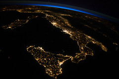 Italia Dallo Spazio (NASA, International Space Station, 07/26/14) (NASA's Marshall Space Flight Center) Tags: italy sardinia corsica nasa ceo siciliy bellissima internationalspacestation earthatnight earthfromspace crewearthobservations stationresearch