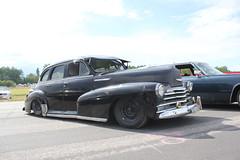 Chevrolet 1948 (Drontfarmaren) Tags: hot classic cars 1948 chevrolet reunion vintage gallery power sweden july american rod juli custom rods 19 v8 bilder 2014 strängnäs galleri lördag malmby drontfarmaren