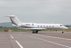N918TB Gulfstream IV (corkspotter / Paul Daly) Tags: n918tb gulfstream aerospace giv glf4 1499 l2j crbd acb60e wells fargo bank northwest na trustee 2002 20061020 n941am 2015 n918td ork eick cork