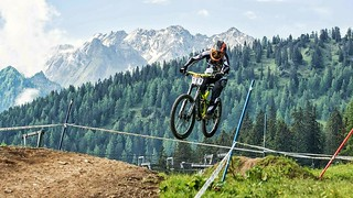 Brandnertal Start jumps. what a nice venue. loved it there.