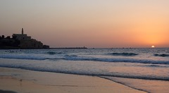 Sunset @ Jaffa Tel Aviv