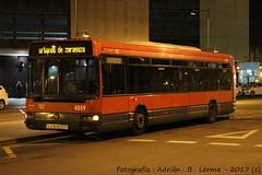 Urbanos de Zaragoza: 4059 (Adrian_Tresmil) Tags: renault agora city bus tuzsa urbanos de zaragoza estacion delicias