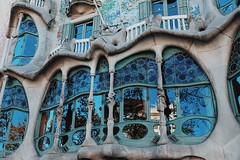 Casa Batlló, Barcelona (criisreverte) Tags: spain passeigdegràcia casabatlló barcelona