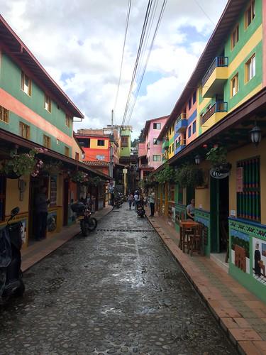 Ecuador en colombia