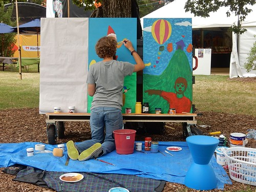 Painting Pictures for Kids