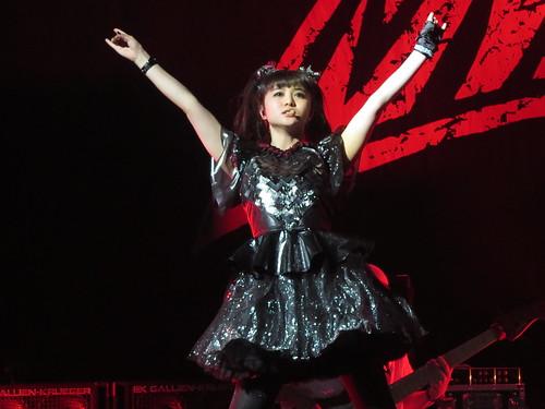 Babymetal Su Metal Suzuka Nakamoto Yuimetal Yui