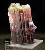 Elbaite with Lepidolite  NHMLA 37441 (Stan Celestian) Tags: nhmla37441 elbaite tourmaline rubellite lepidolite