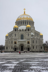 Морской Никольский собор/Naval cathedral of Saint Nicholas in Kronstadt