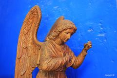 El angel (Gaby Fil Φ) Tags: arequipa regiónarequipa cercadodearequipa perú sudamérica esculturas casonas casonasdearequipa ciudadescolonialesdeaméricalatina ph568 patrimoniodelahumanidad