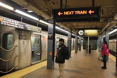 IMG_7613 (GojiMet86) Tags: mta ind nyc new york city subway train 2009 r160a 9389 jamaica 179th street