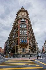 Unión Levantina (Txulalai) Tags: bilbao bizkaia euskadi basquecountry edificio urbana arquitectura sony sonya6000 sonyilce6000 sonyalpha6000